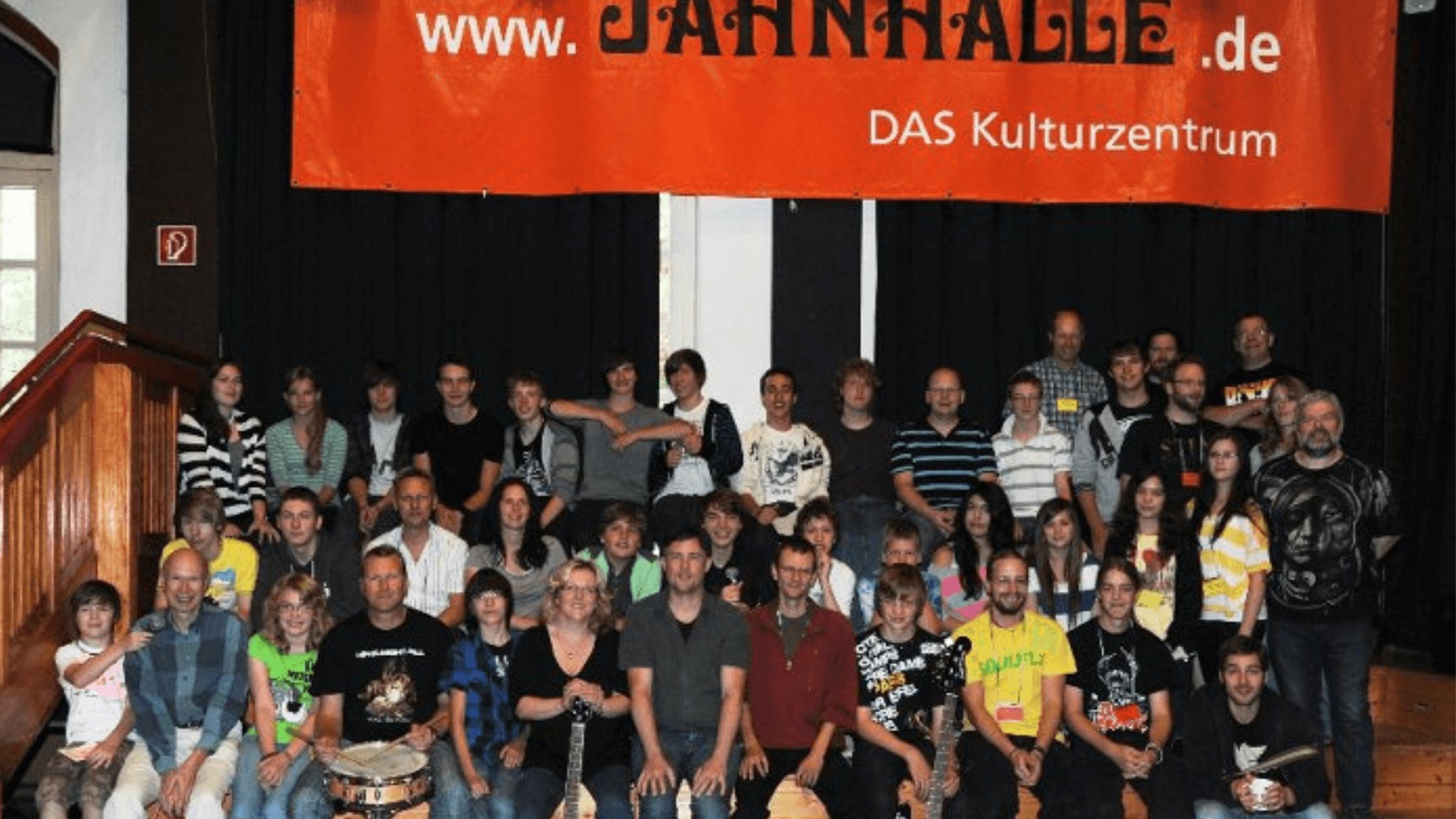 Musik Workshop 2021 in der Jahnhalle