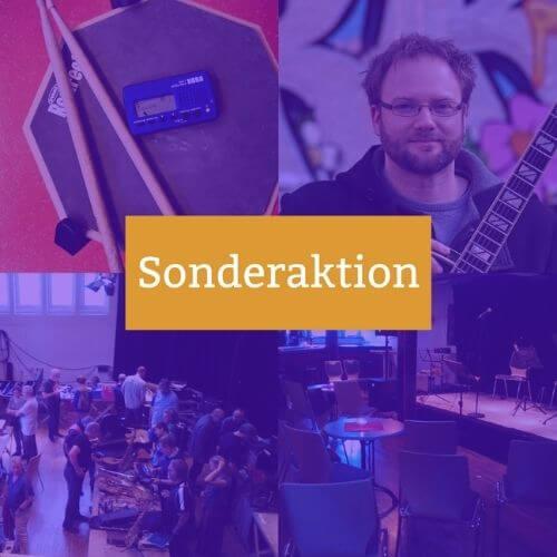 Sonderaktionen: Workshops, Feiern und mehr