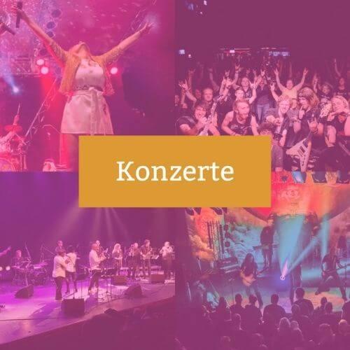 Konzerte in Nordenham - Jahnhalle