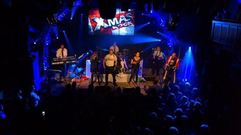 Primetime - Xmas-Rock in der Jahnhalle